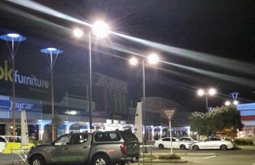Parking Lot & Sign Lighting